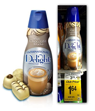 Unopened international delight iced coffee will stay fresh in your refrigerator until the date stamped. International Delight Coffee Creamer, Only $0.64 at Safeway! - The Krazy Coupon Lady