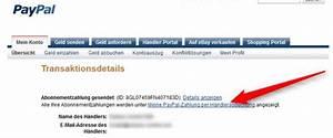 Gebühren Paypal Berechnen : paypal geb hren im berblick chip ~ Themetempest.com Abrechnung
