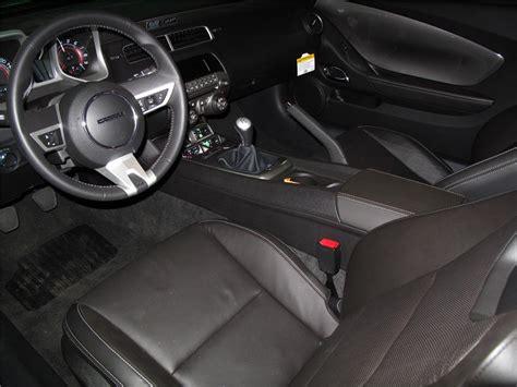 2010 camaro ss interior 2010 chevrolet camaro ss callaway hendrick edition 96760