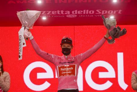 Clasificación general final giro italia 2020. Clasificación General del Giro de Italia al finalizar la etapa 19