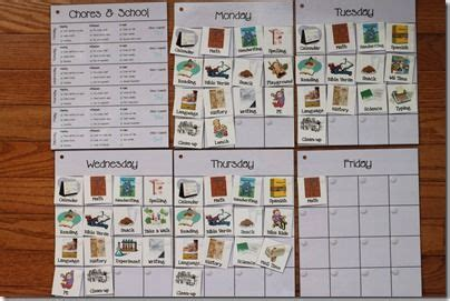 The Weekly Grid Workbox System
