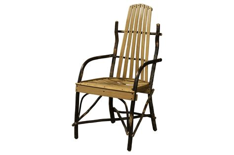 hickory table chair or captain chair