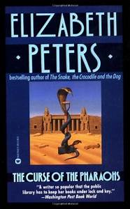 Amelia Peabody Goes to Egypt Again – Cannonball Read 10
