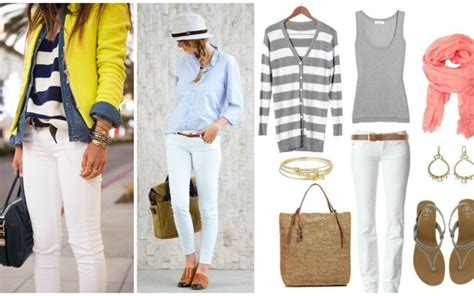The Ultimate White Jeans Guide