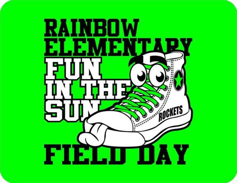 rainbow elementary school latest news field day shirt order form