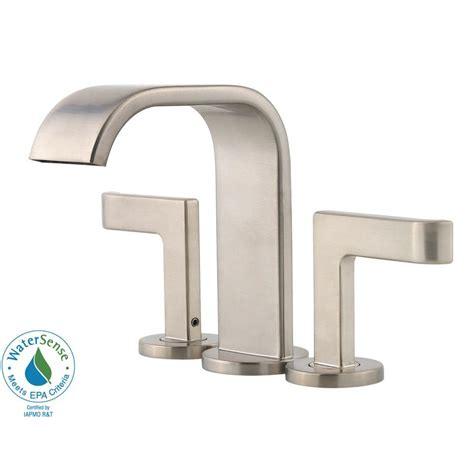 home depot kitchen sink faucets pfister 4 in centerset 2 handle high arc bathroom