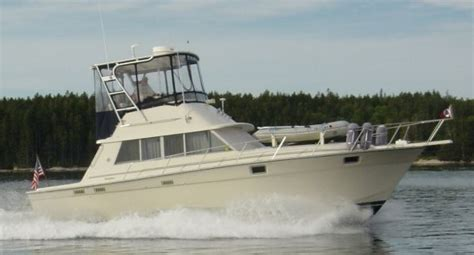 Boat Brokers Toms River Nj by 1989 Silverton Convertible Power Boat For Sale Www