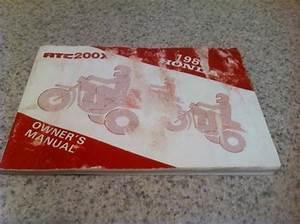 Sell Honda Ct70 Owners Manual 1969