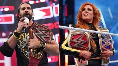 seth rollins posts photo   kissing becky lynch