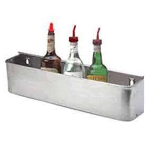 Bar Supplies by Bar Equipment 34 Quot Stainless Steel Speed Rail Generic Ebay