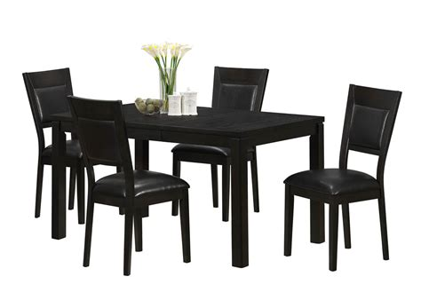 36 X 48 Dining Table With Leaf by Monarch Specialties Dining Table 36 Quot X 48 Quot X 60