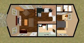 create house floor plans free cozyhomeplans small house floor plan 480 sq ft quot shoe b