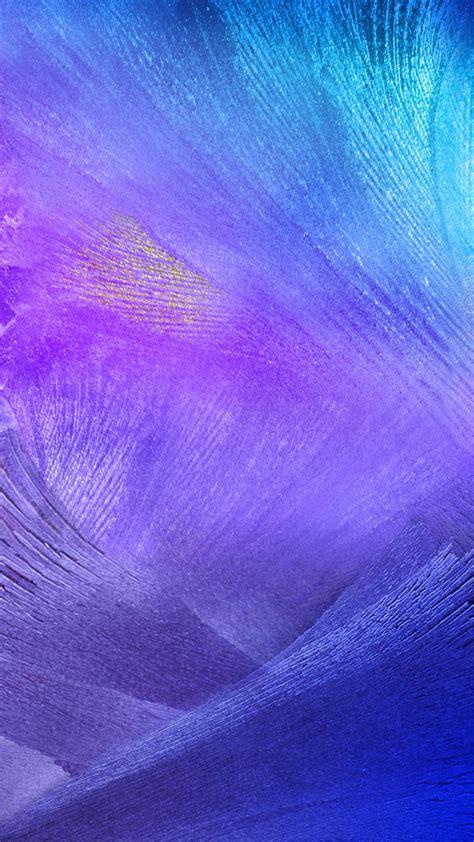 Iphone 8 Plus Wallpaper Purple by Purple Feather Brush Strokes Iphone 6 Plus Hd Wallpaper Hd
