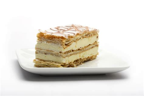 napolean pastry french napoleon pastry mille feuille recipe