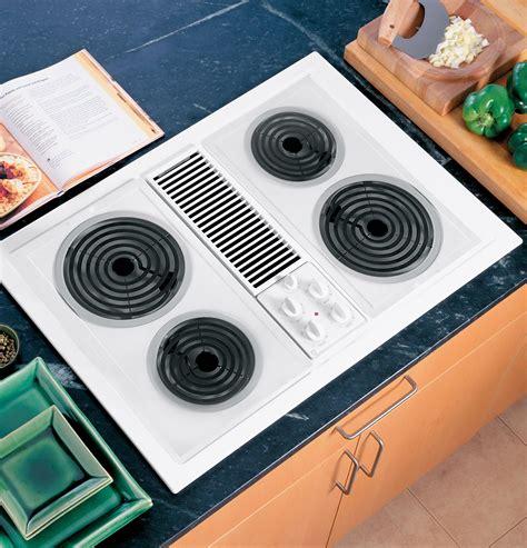 ge select top modular downdraft cooktop jpwjww ge appliances
