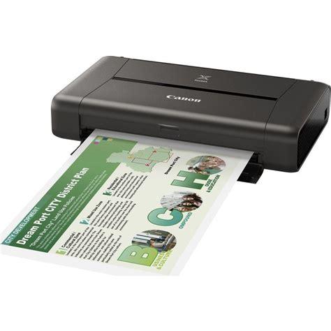 canon ip110 portable inkjet printer all printers printers computing mobile