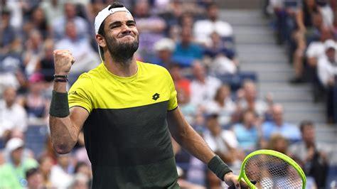 Matteo berrettini men's singles overview. Matteo Berrettini outlasts Gael Monfils in five-set US Open thriller | Official Site of the 2019 ...