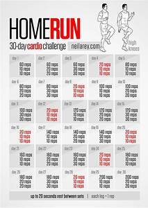 Homerun Cardio Challenge    One Exercise  Go As Fast As You Can For Maximum Burn  Works