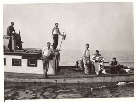 Boat Salvage Massachusetts by City Of Salisbury 1938 Light Station