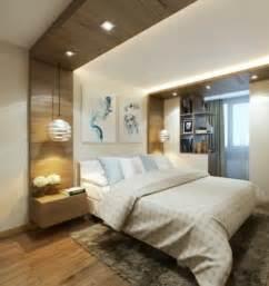 tapeten modern design kleines schlafzimmer modern gestalten designer lösungen