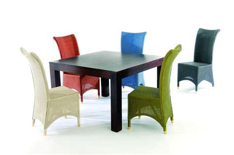 chaises couleur chaise esthétique en loom brin d 39 ouest