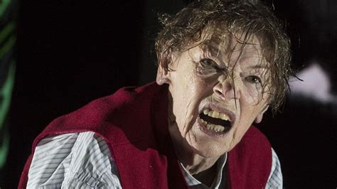 Glenda bender Jackson takes crown as Lear | News | The ...