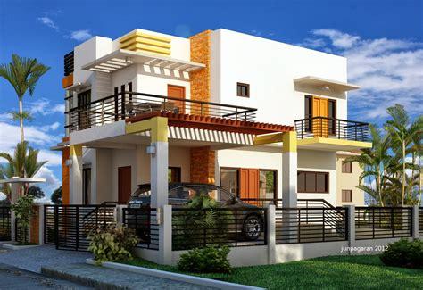 desain rumah  lantai modern minimalis  rumah minimalis