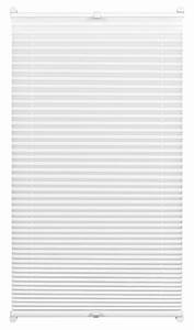 Plissee 65 Cm : easyfix plissee wei 80 x 130 cm 31259 ~ Markanthonyermac.com Haus und Dekorationen