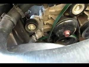 Belt Tensioner Replacement 99