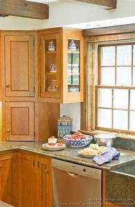 shaker kitchen cabinets door styles designs and pictures With kitchen corner cabinet design ideas