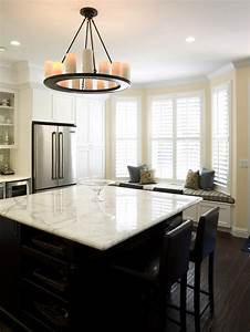 one light over a kitchen island With kitchen colors with white cabinets with square pillar candle holders