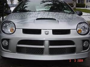 2003 05 Dodge Neon SRT 4 Mesh Grill Inserts by customcargrills