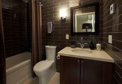 Modern Condo Bathroom Ideas by St Market Condo Guest Washroom Modern