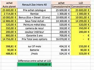 Différence Entre Loa Et Lld : forum automobile propre calcul entre achat et lld renault zoe ~ Medecine-chirurgie-esthetiques.com Avis de Voitures