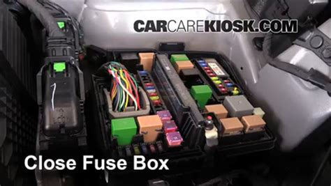 Replace Fuse Kia Sorento