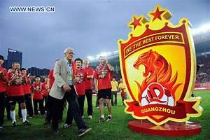 Guangzhou Evergrand defends Chinese Super League title ...