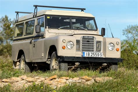 Land Rover Series 3 109 | Mustang Adventures