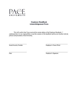 acknowledgement form fill printable fillable blank pdffiller