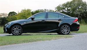 F is for Fun: 2017 Lexus IS 350 F Sport Test Drive Review