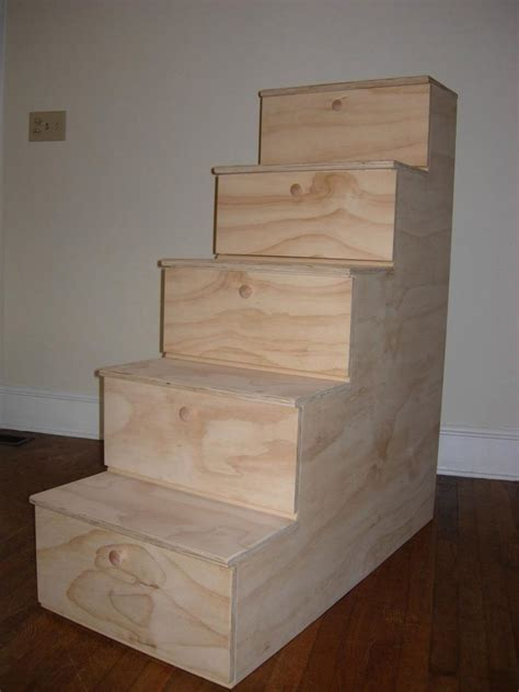 build   bunk beds  stairs woodworking