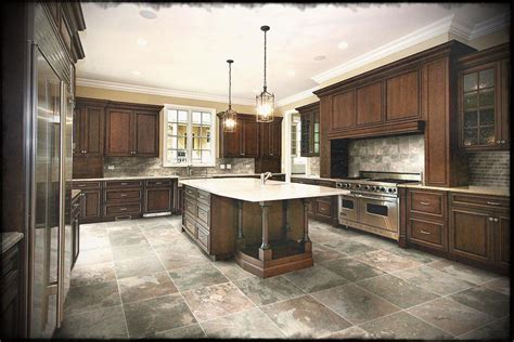 tile vs hardwood in kitchen green tile backsplash kitchen floor ideas with white 8508