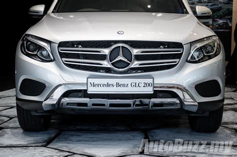 2017 mercedes benz glc250 amg spec 2.0 4matic high spec unreg17 sales tax season offer. Mercedes-Benz GLC 200 launched in Malaysia, new base variant priced at RM288,888 - AutoBuzz.my