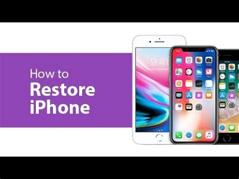 stop restoring iphone how to restore iphone x 8 8 plus 7 6 5s 5 with itunes