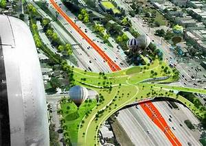 Greenified Freeway Cities : LA transport solutions