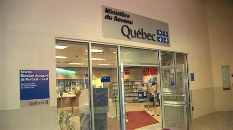 bureau de revenu canada le pdg de revenu québec démissionne ici radio canada ca