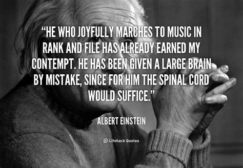 Albert Einstein Quotes About Music