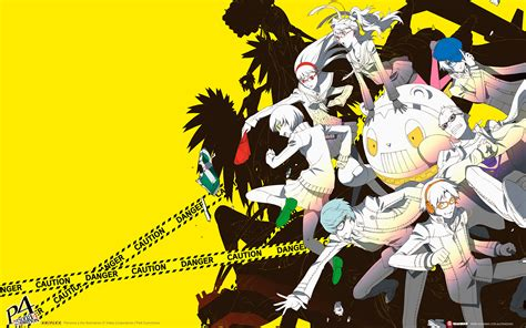 Persona 4 The Animation Wallpaper - anime wallpapers madman entertainment