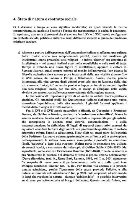 dispense filosofia diritto stato di natura e contratto sociale dispense