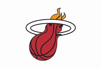 Heat Miami Nba Logos Team Basketball Teams