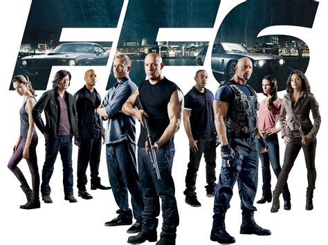 Fast & Furious 6 Wallpaper And Background Image